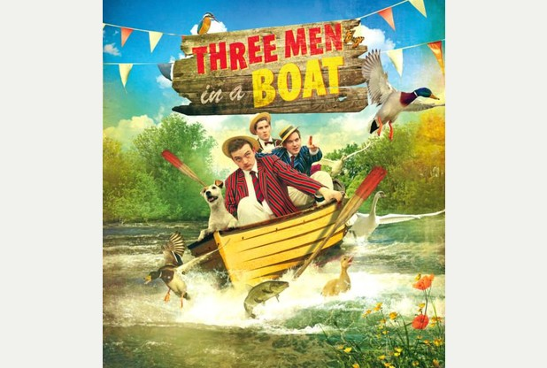 Three Men in a Boat, Smooth Fox Terrier, dogs, purebred dogs