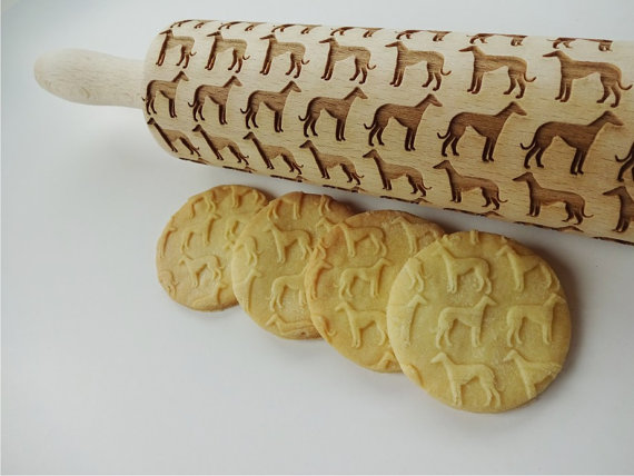 rolling pin, dogs, breeds