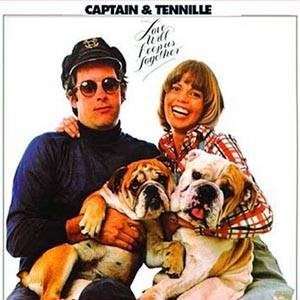 Captain and Tennille, toni tennille, therapy dog work.