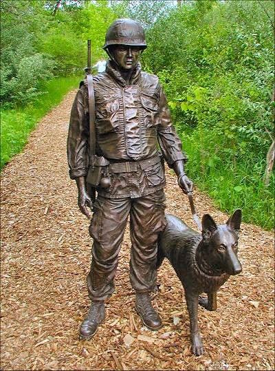 War Dog, Military Dog, Vietnam War, dogs, soldiers