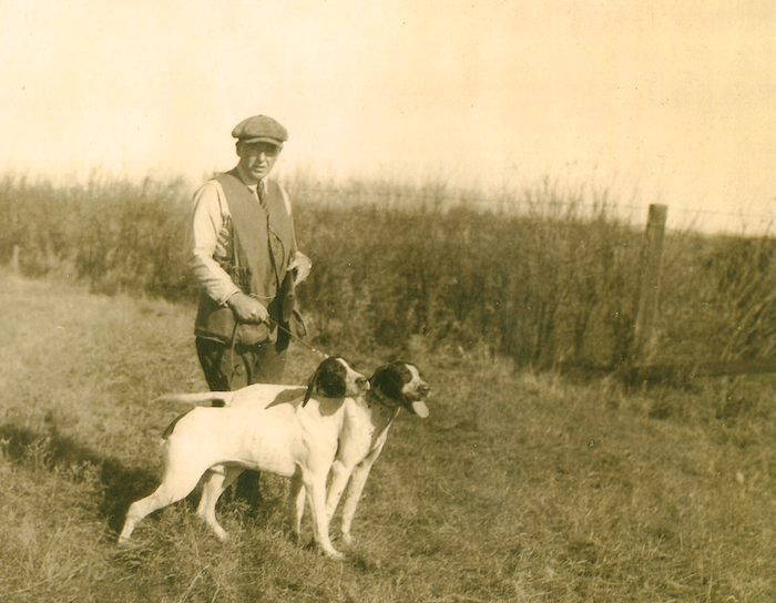 Pointers, Setters, field trial,William Harnden Foster