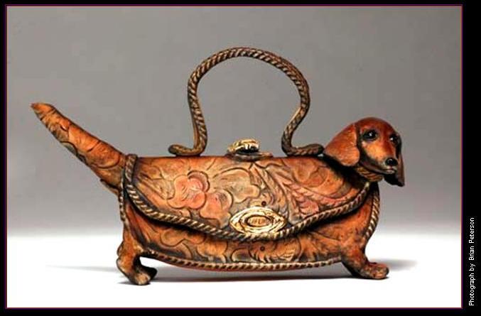Dachshund Teapot Dog