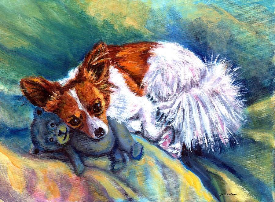 Titian Spaniels,Squirrel Spaniel,Continental Toy Spaniel,dwarf spaniel,Epagneul Nain Continental,Phalène, papillon