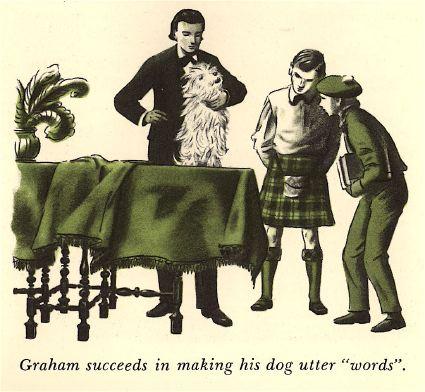 skye terrier, alexander graham bell, telephone, dogs, purebred dogs