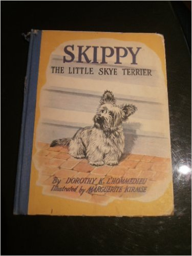 Skye Terrier, literature, dogs, purebred dogs