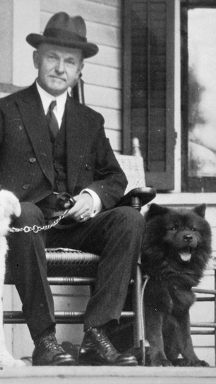 chow chow, dogs, purebred dogs, calvin coolidge,Calvin Coolidge,Westminster Kennel Club Dog Show,