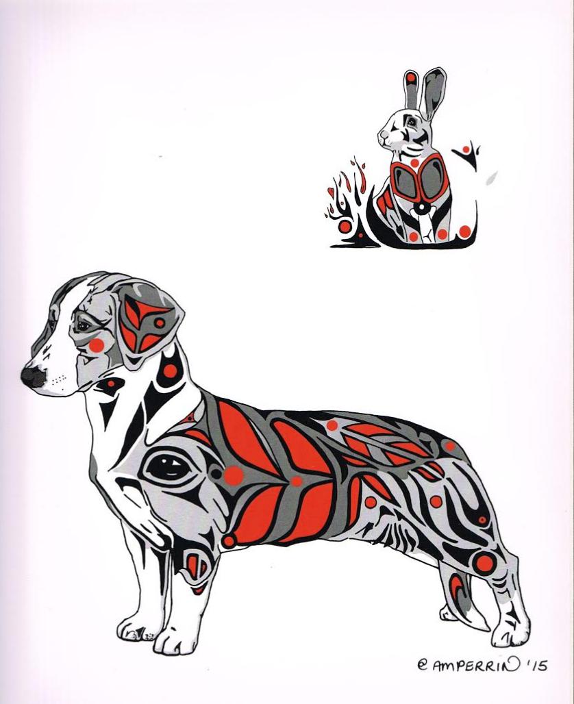 Drever,Westphalian Dachsbracke,dog,purebred dog,