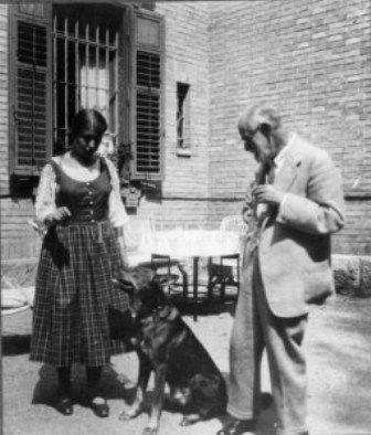 Freud,Chow Chow,German Shepherd Dog,dogs,purebred dog