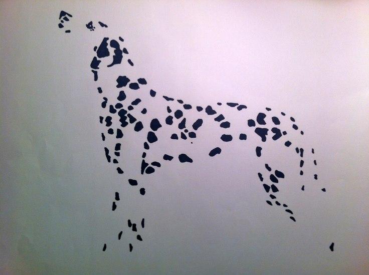 Dalmatian,Tattoo
