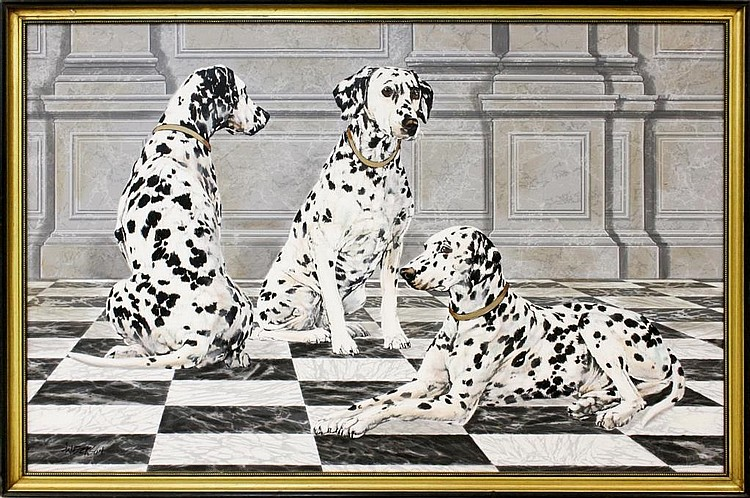 dalmatian,spotted dog,Carriage Dog,English Coach Dog,Fire House Dog,westminster kennel club