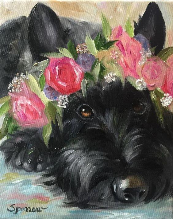Rudyard Kipling,Aberdeen Terrier,Scottish Terrier,The Power of a Dog,literature