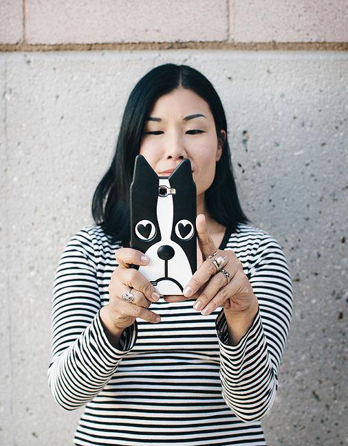 Boston Terrier,Choice,Lili Chin