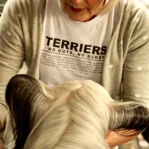 Terriers • No Guts No Glory T-Shirt