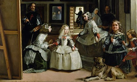 Spanish Mastiff, mastin,molosser,Las Meninas,Diego Velázquez