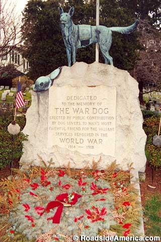 War Dog Memorial,war dog,German Shepherd Dog,