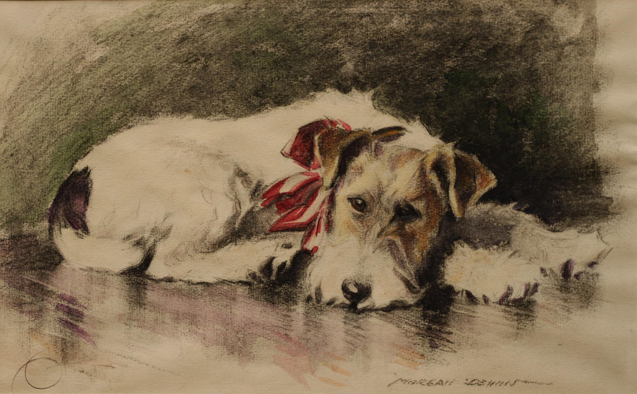 Winkie the Wonder Dog.poem,wire fox terrier