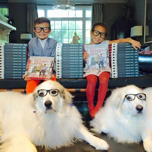 Designer Vern Yip S Georgia Home: Vern Yip's Dogs