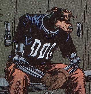 Hyperdog,Doberman Pinscher,comics,culture
