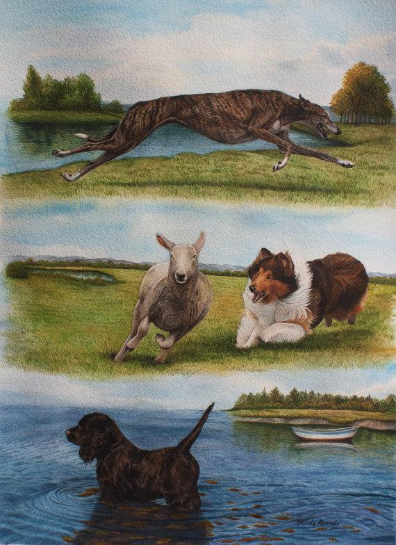 Greyhound,Mastiff,Christopher Columbus