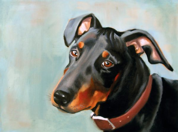 Manchester Terrier,Black and Tan Terrier,name,history,