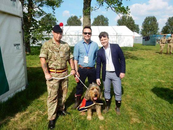 Otterhound, Fusilier, Queen Elizabeth I,