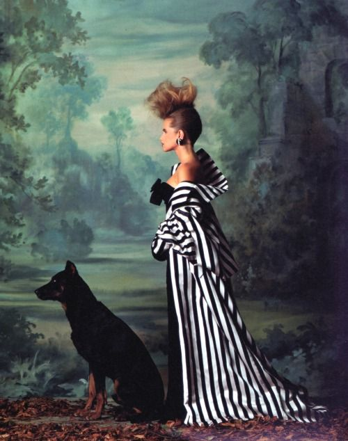 Beauceron, Vogue Magazine,
