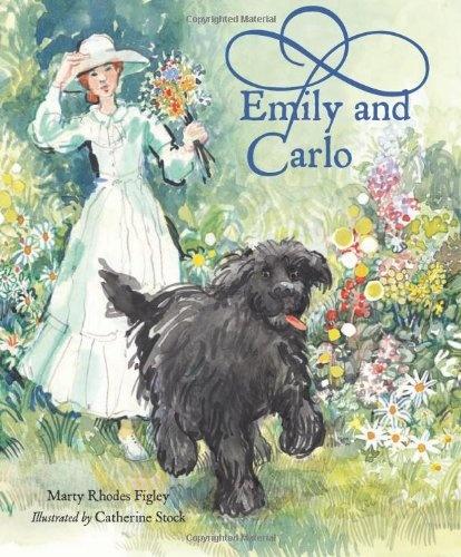 Newfoundland,Carlo,Emily Dickinson