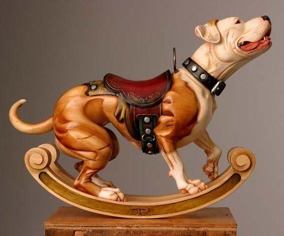 carousel,French Bulldog,bully
