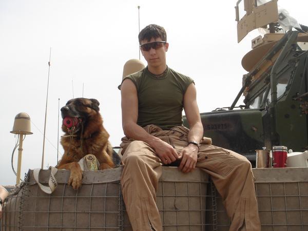 german shepherd dog,war dog, military dog,bomb sniffing dog,Lex,dustin lee