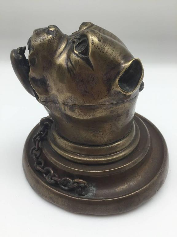 inkwell,purebred dogs,art,collectable