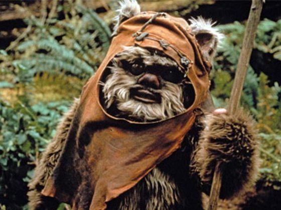 Ewoks,Brussels Griffon,Verdell,Jack Nicholson,Star Wars, George Lucas,As Good As It Gets