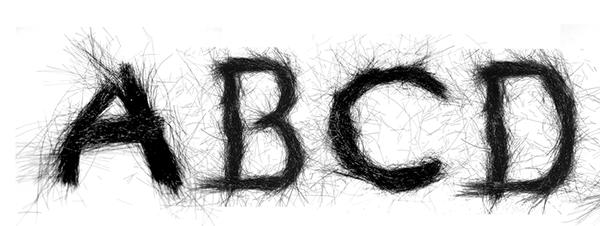 dog,font
