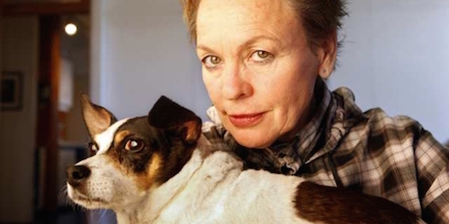 rat terrier,laurie anderson,music,concert, heart of a dog
