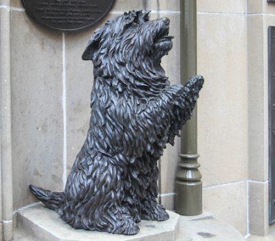 Queen Victoria,Islay,Skye Terrier,John Laws,statue,bronze,