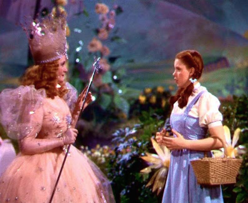 Billie Burke, FlorenceZiegfeld, The Wizard of Oz, Pekingese, Cocker Spaniel, Irish Water Spaniel,