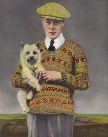 Cairn Terrier, Queen Elizabeth I, Pembroke Welsh Corgi, Edward, the Prince of Wales,Pug,Dookie