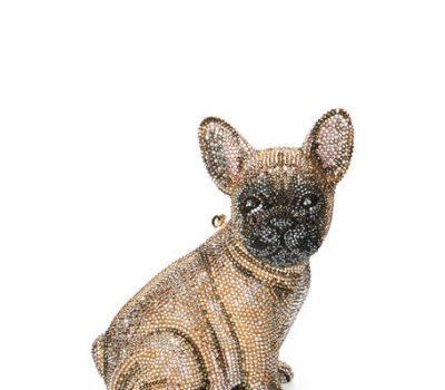 Judith Leiber,pug, Smithsonian Institution,Metropolitan Museum of Art, Beverly Sills, Judith Leiber,fashion