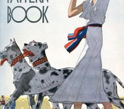 Great Dane, Chow Chow,German Shepherd Dog,Vogue,Jean Page,Dorothy Todd