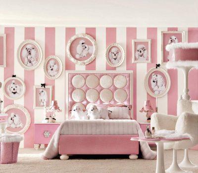 Lolita,Poodle,Altamoda,bedroom