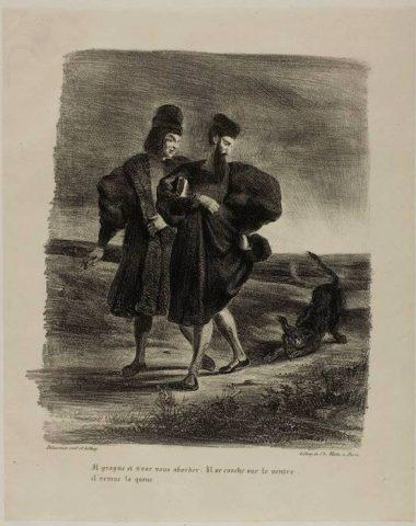 Faust,Poodle,Goethe,Mephistopheles,