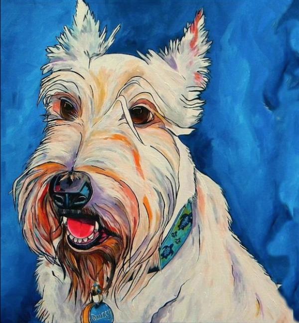 Scottish Terrier,nickname,Scottie,Diehard,Dumbarton's Diehards