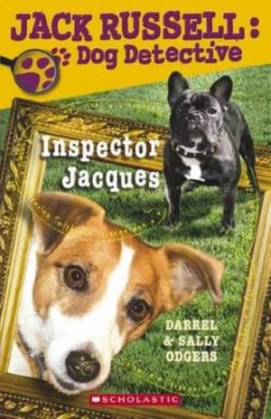 Jack Russell Terrier,Jack Russell: Dog Detective, books,literature,