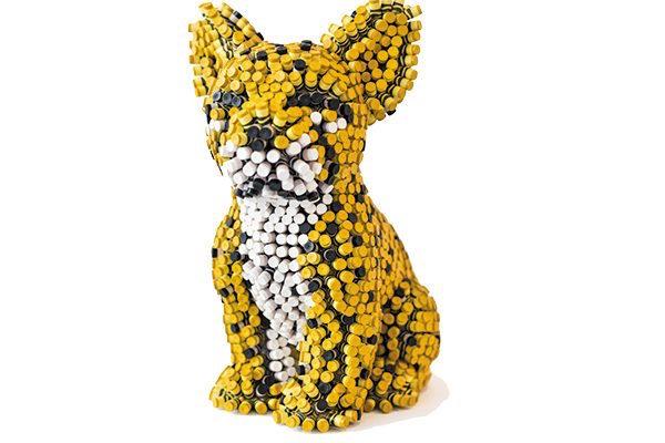 art,dogs,crayons,Crayola,Dachshund, Poodle,French Bulldog