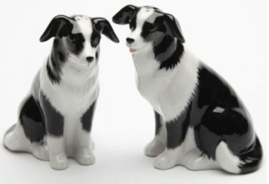 salt and pepper shakers,breeds,collectables