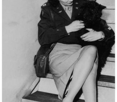 Scottish Terrier,Dwight Eisenhower,Kay Summersby