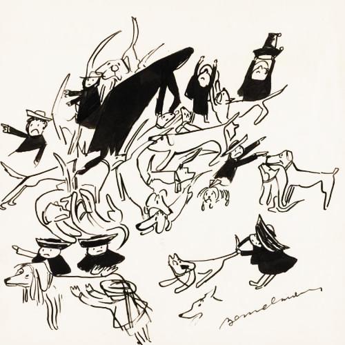 Dachshund,Madeline,literature,Ludwig Bemelmans