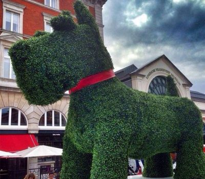 Scottish Terrier,topiary,Radley Handbags and Accessories