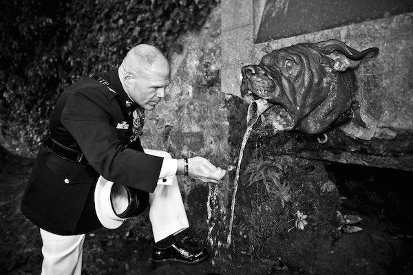 Bullmastiff,Devil Dog,Marines