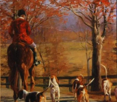 English Foxhound,feet,horn,nails,term