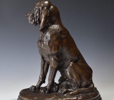 Druid,Napoleon,Pug, Newfoundland,Bloodhound,St. Hubert hound, Sleuth hound,Chien St. Hubert.